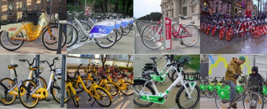 bike sharing city
