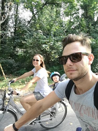 tornare in forma con la bici