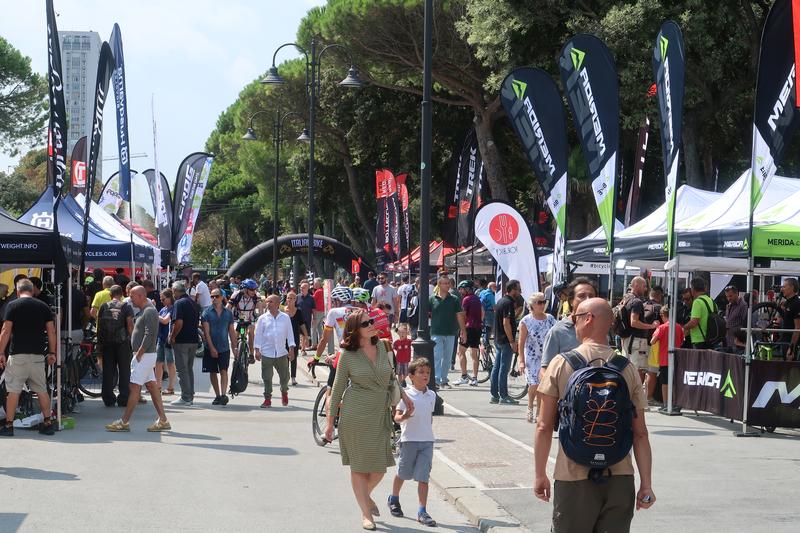 fiere di bici , italian bike festival rimini