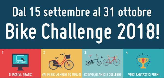 bike challenge 2018