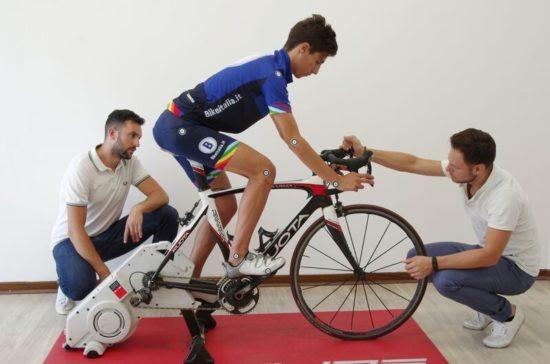 posizione bici