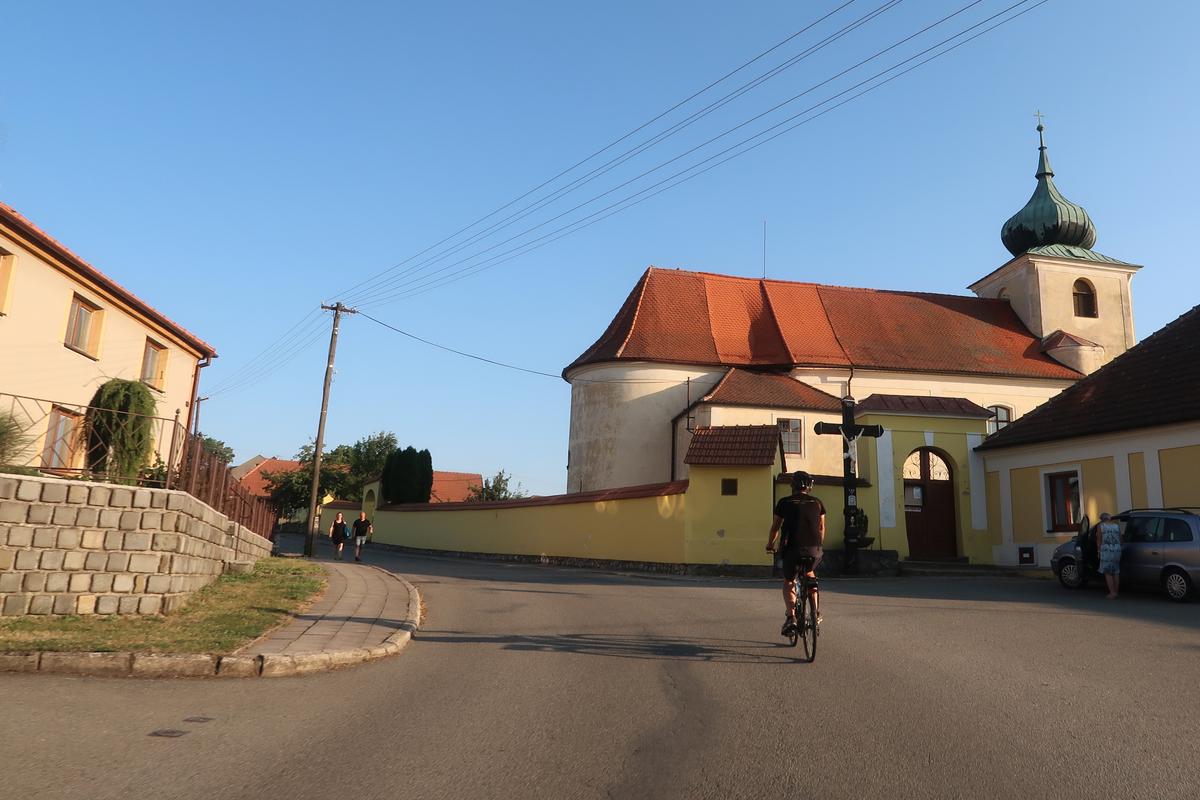 cicloturismo repubblica ceca bicicletta