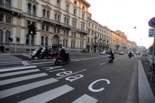 Traffico in area c