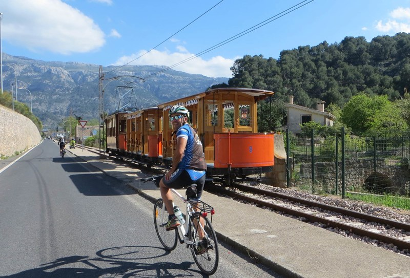 capodanno in bici a Maiorca