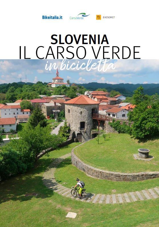 Ebook Slovenia Carso Verde in bici