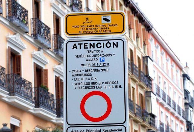 LEZ Madrid