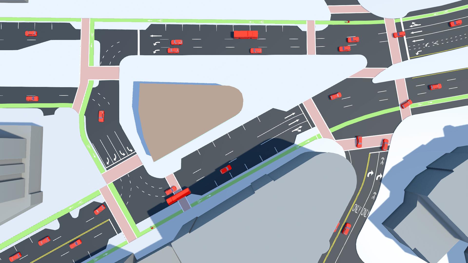 Biforcazione_stradale