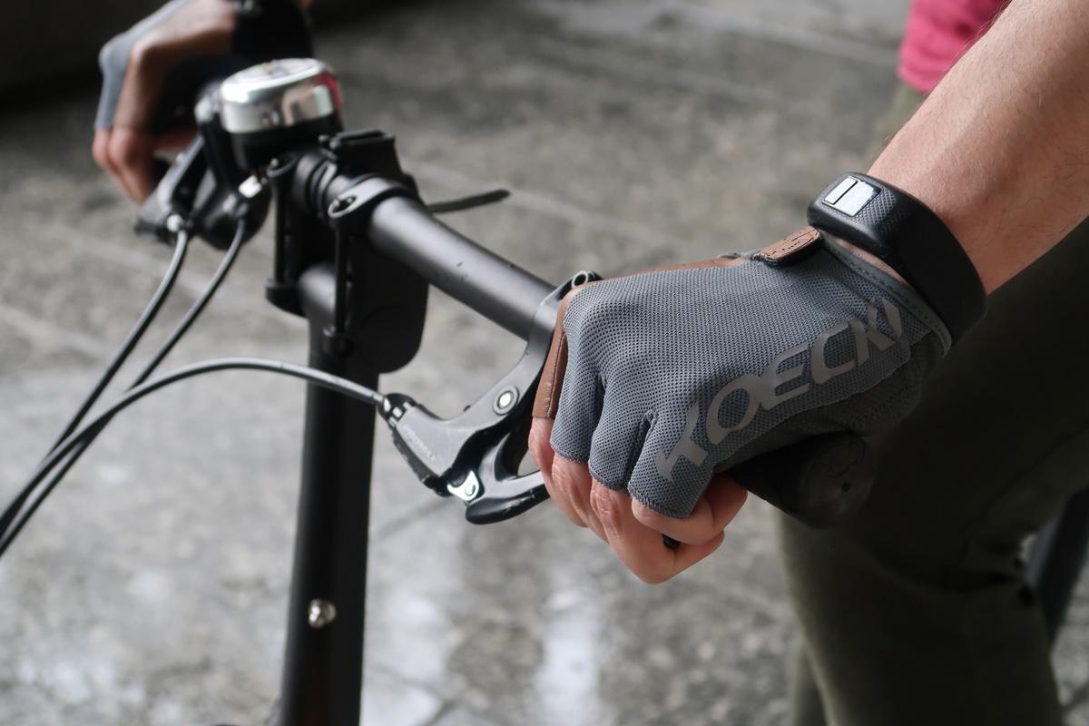 Guanti Ciclismo Estivi Senza Dita Guanti da Bici Traspirante Antiurto Ottimo per Bicicletta Moto Arrampicata /& Altro Sport