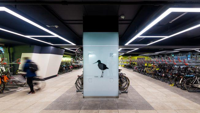 Parcheggi bici velostazioni