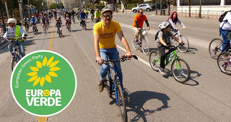 Paolo Pinzuti bicicletta