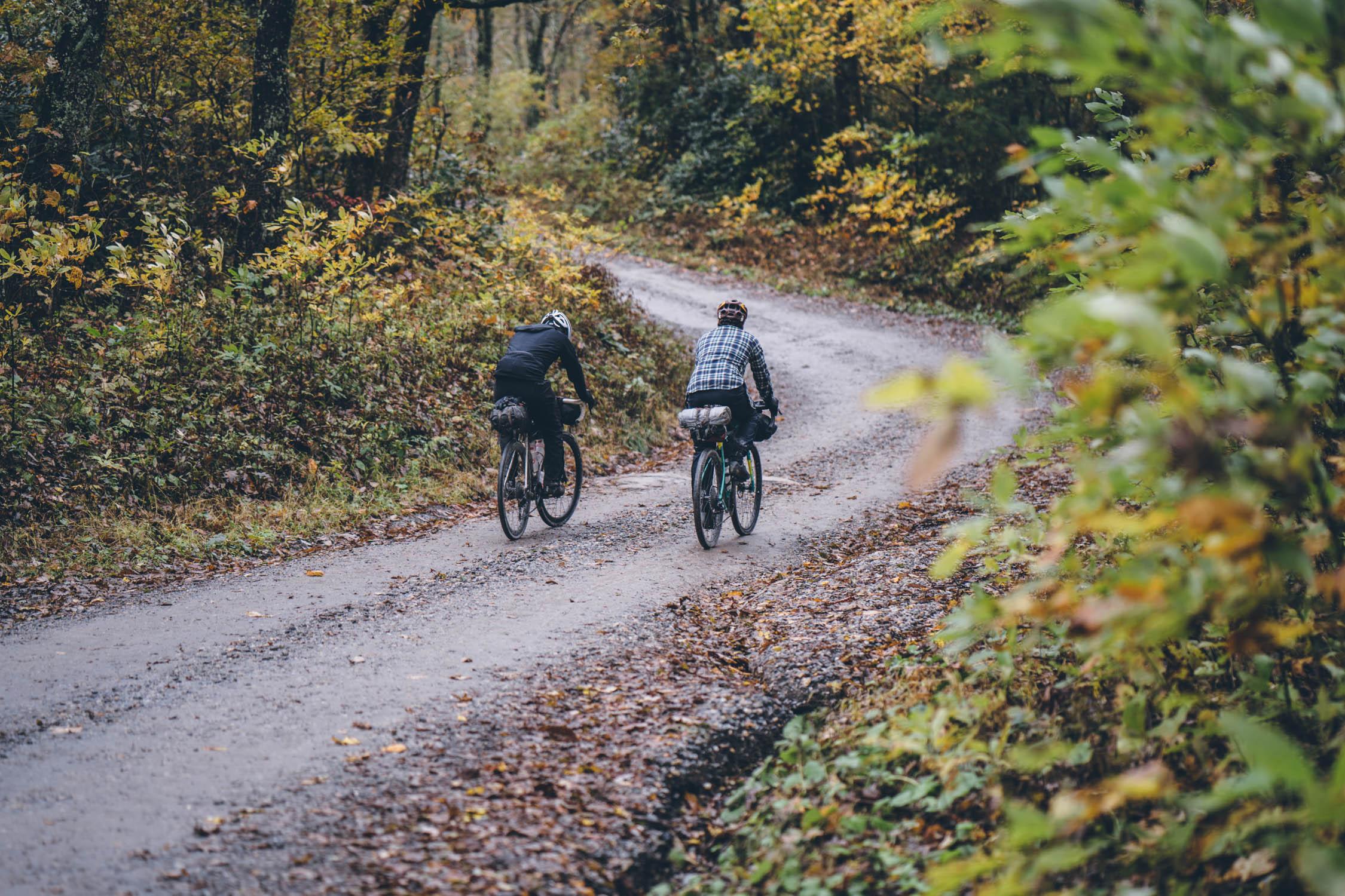 difficoltà percorso ciclistico