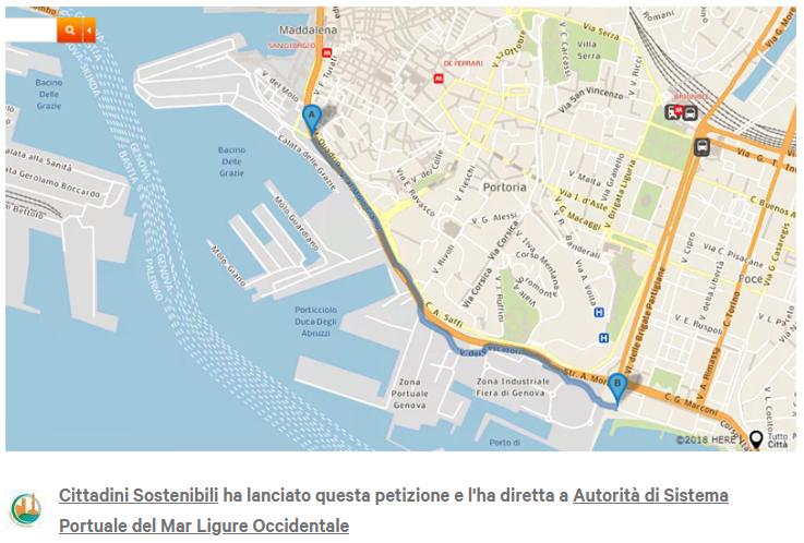 Genova_petizione