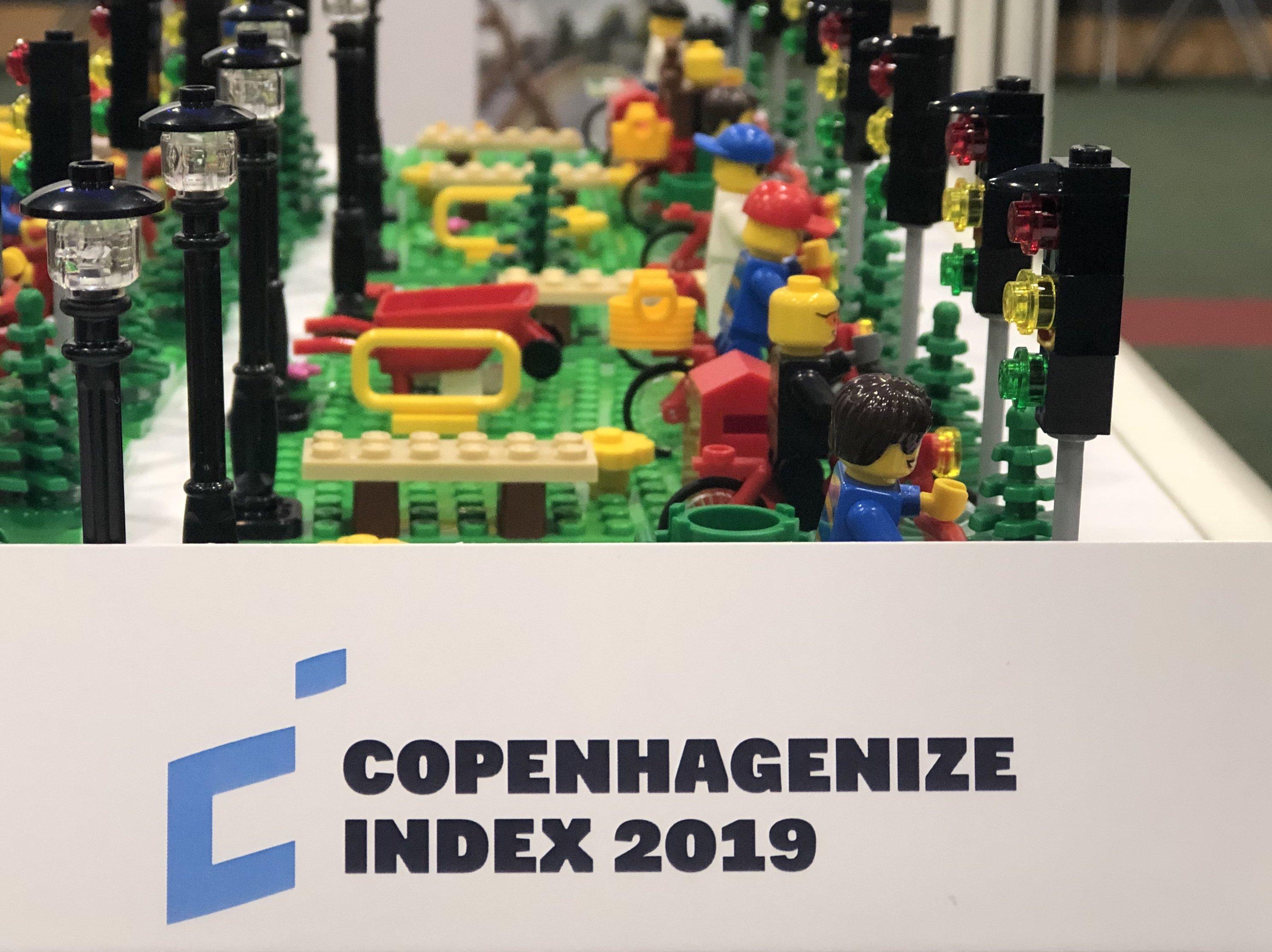 Copenhagenize-Index