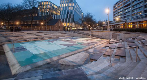 Rotterdam Bellamyplein