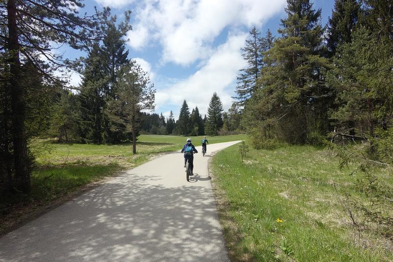 Carso Verde in bici