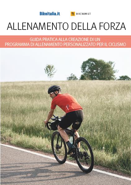 ebook allenamento forza nel ciclismo