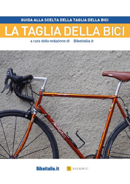 copertina ebook scelta taglia bici