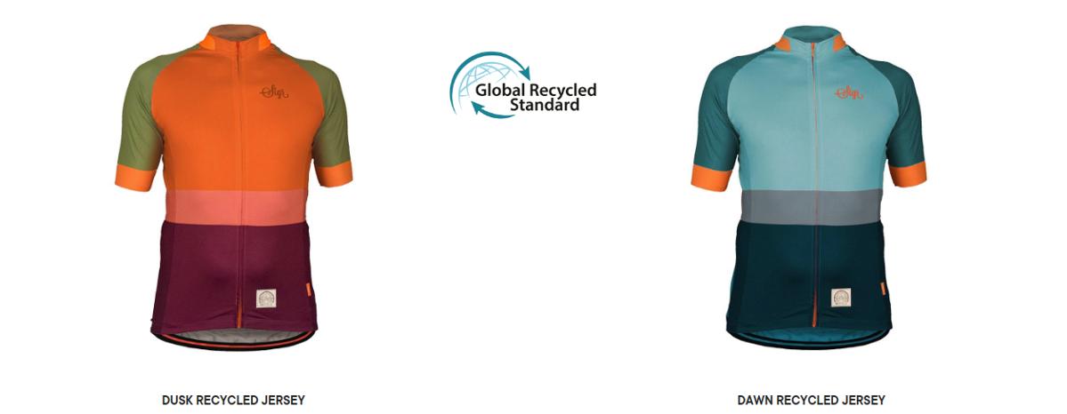 sigr ocean recycled maglia da bici