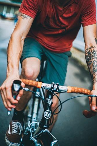braccia nel ciclismo