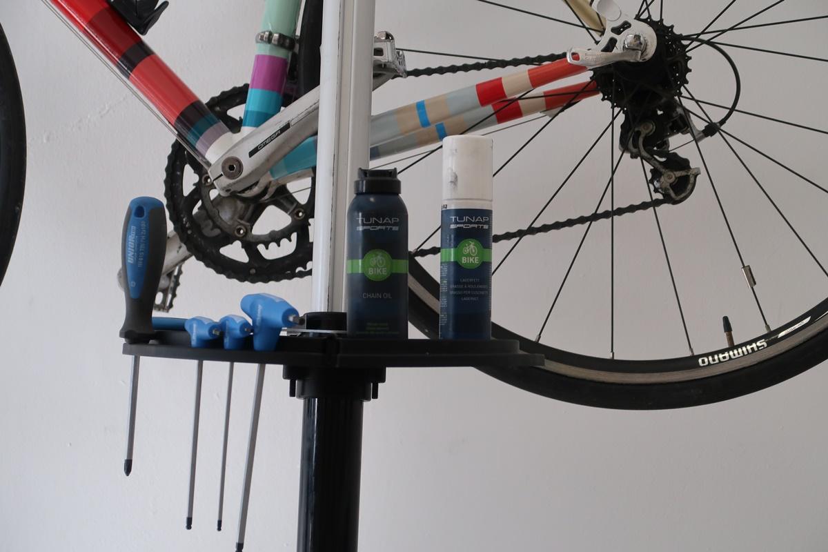 attrezzatura meccanico bici
