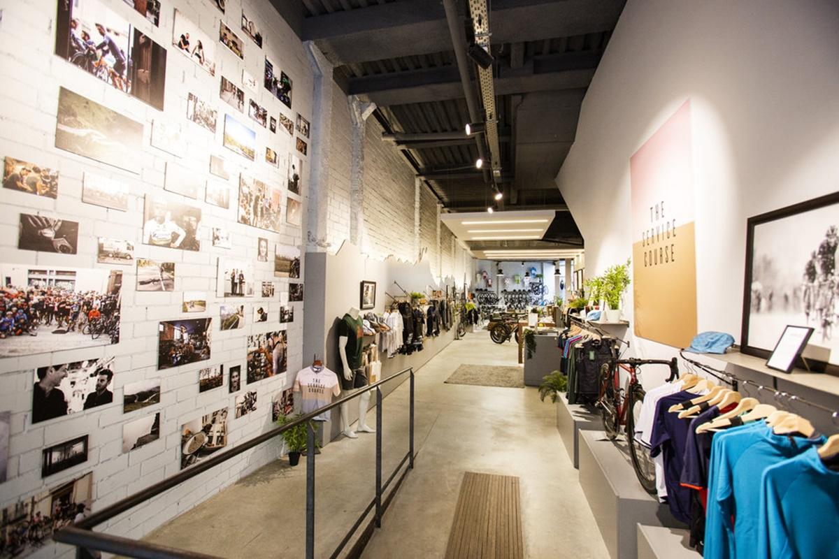 Il negozio di bici di Girona: Service Course