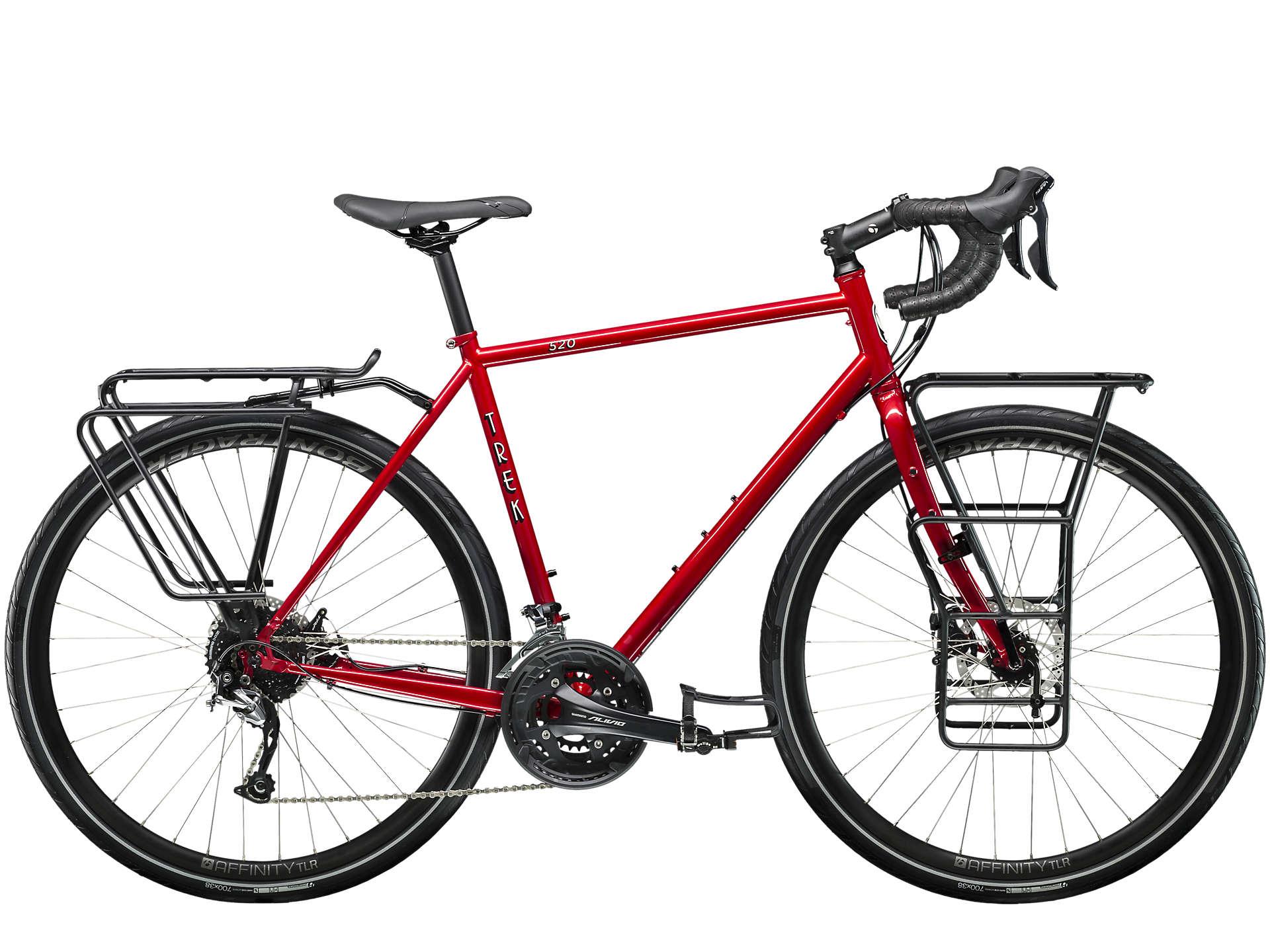 bici da cicloturismo Trek 520