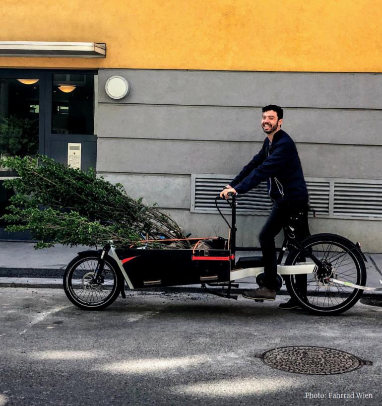 motivi per scegliere cargo bike