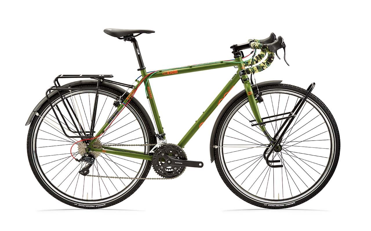 Bici da cicloturismo Cinelli Hobootleg