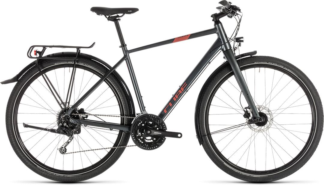 bici da cicloturismo Cube Travel