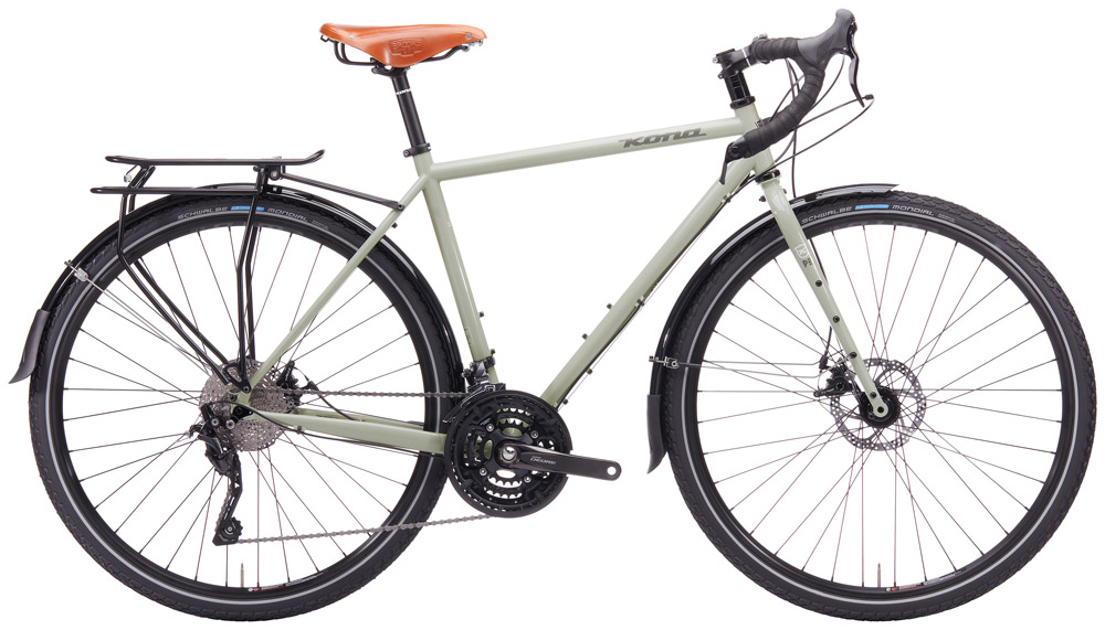 bici da cicloturismo Kona Sutra