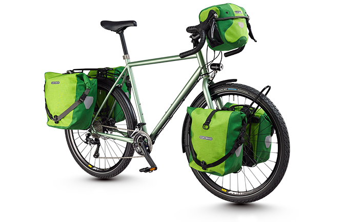 Bici da cicloturismo MTB Cycletech Papalgi
