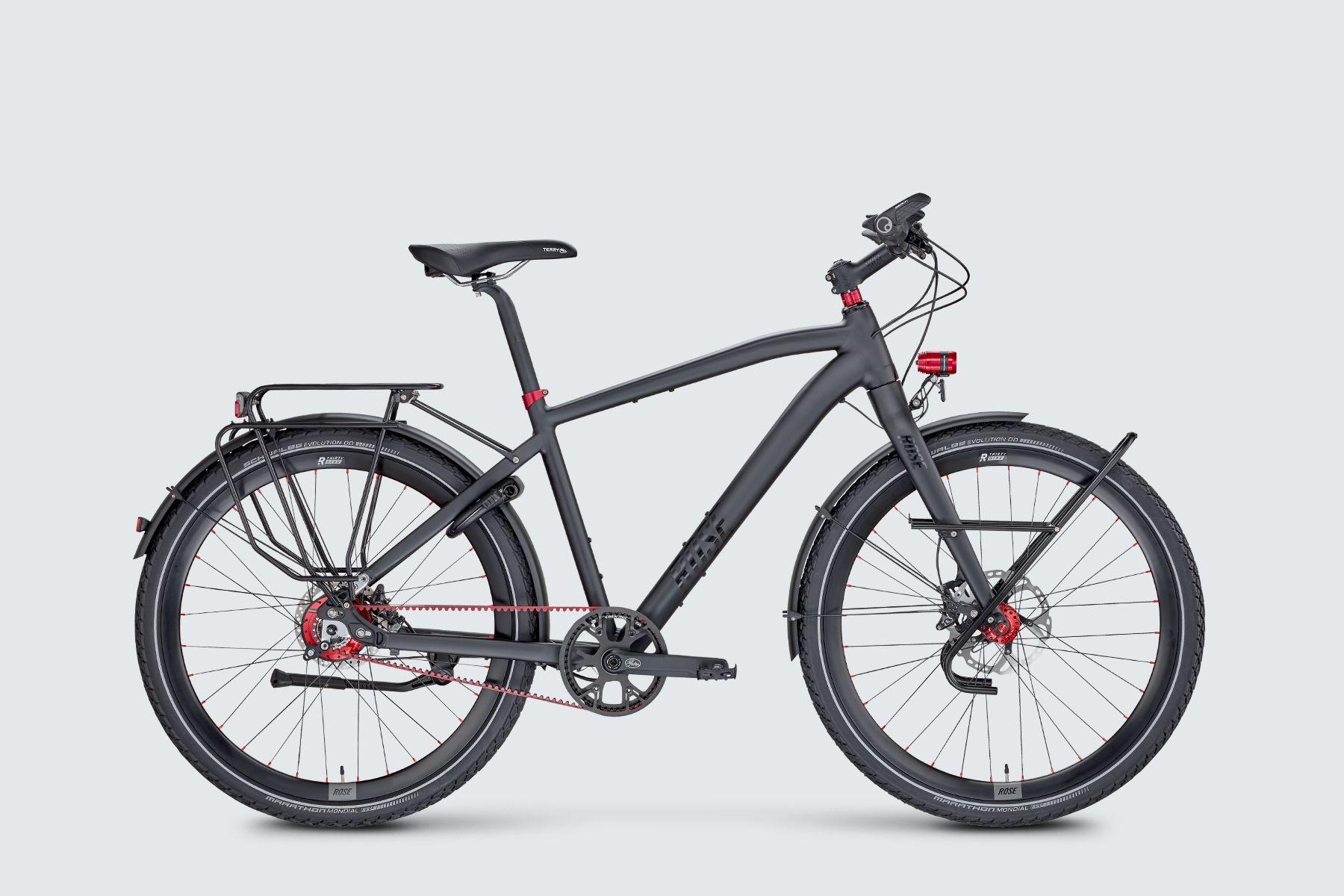 bici da cicloturismo Rose Activa Pro