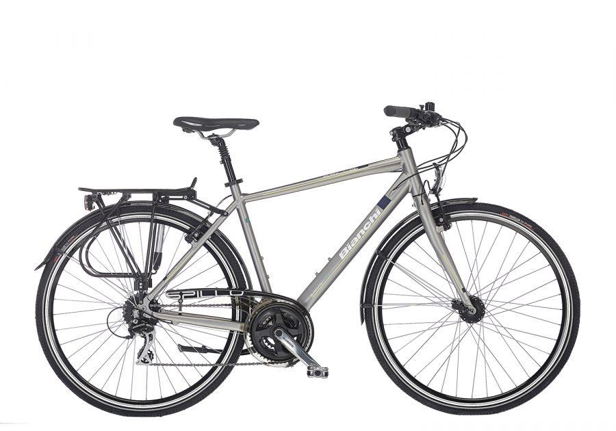 Bici da cicloturismo Bianchi Spillo