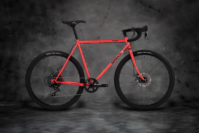 Bici da cicloturismo Surly Straggler