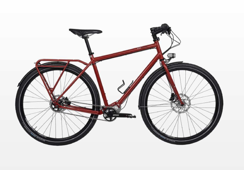 Bici da cicloturismo Tout Terrain Tanami