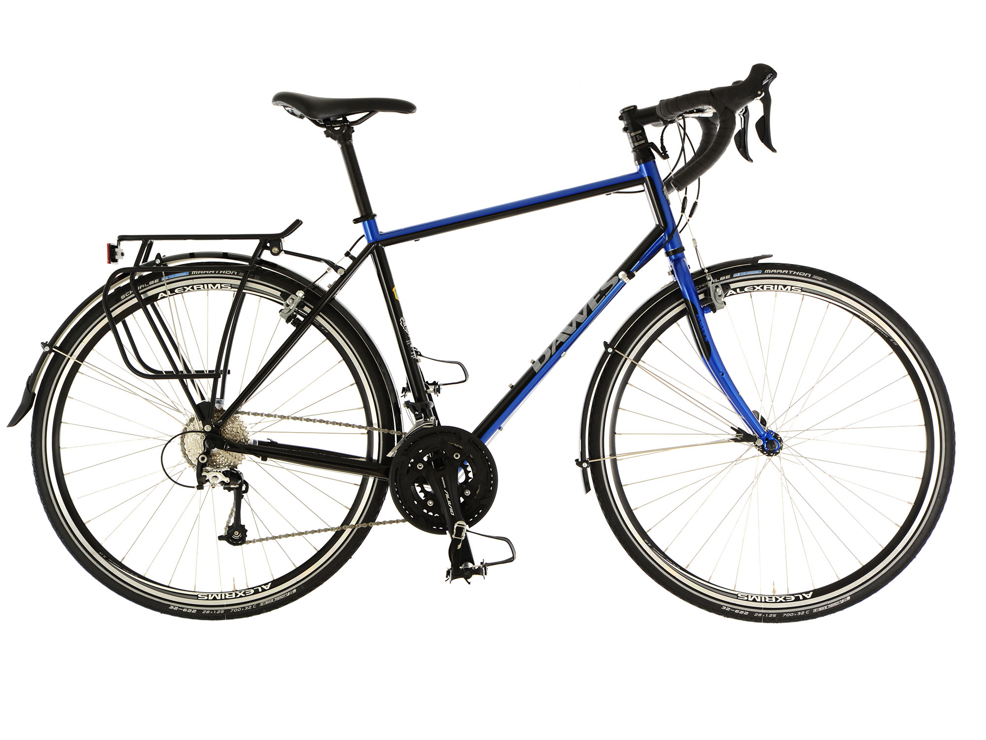 Bici da cicloturismo Dawes Ultra Galaxy