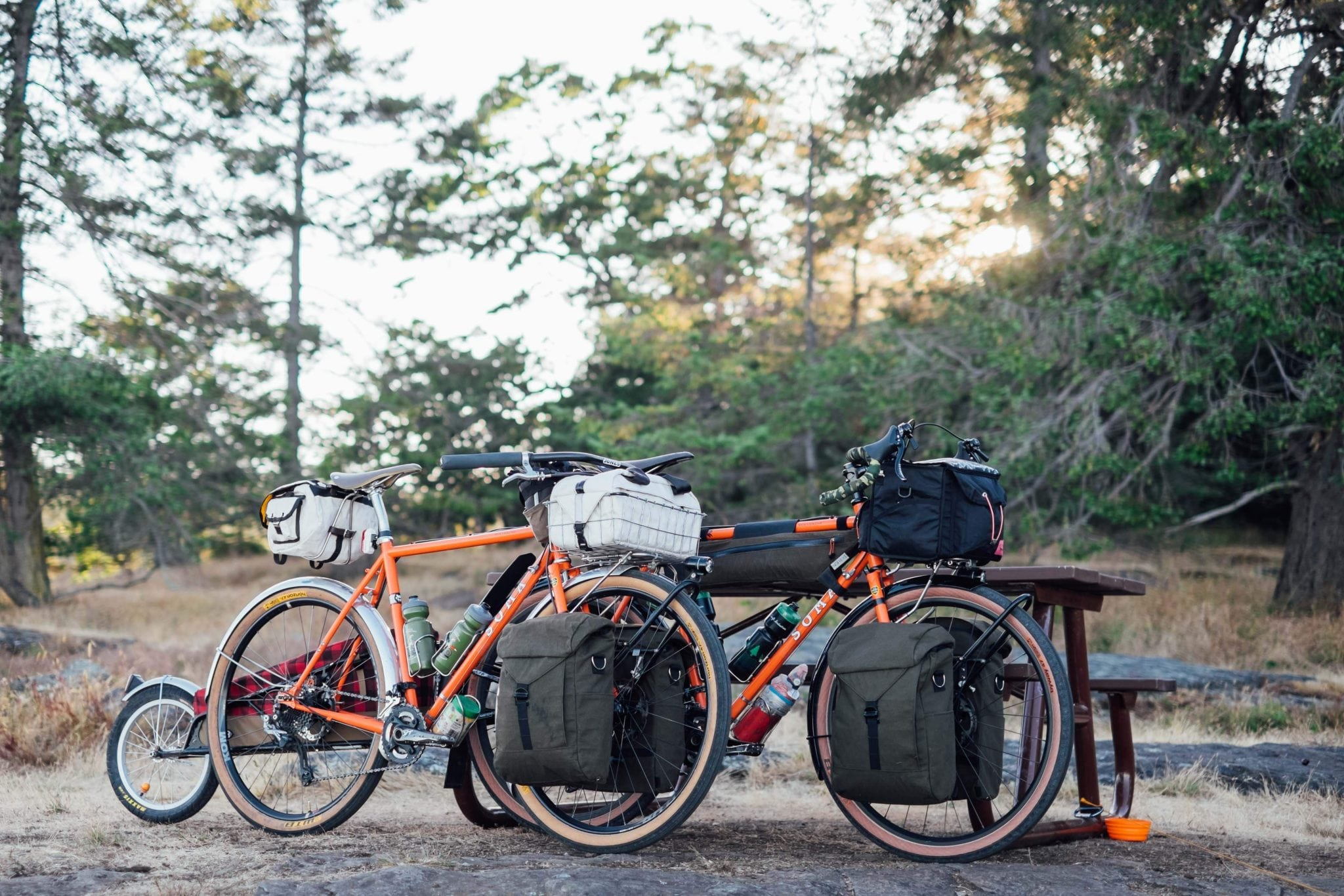 bikepacking gravel