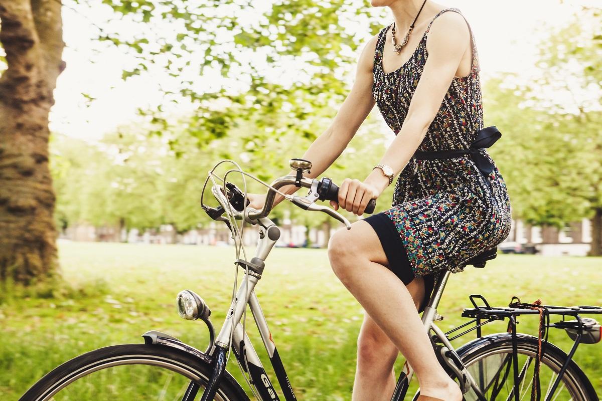 corso imparare ad andare in bicicletta