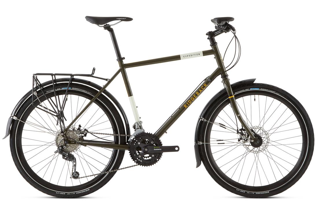 bici da viaggio Ridgeback - Expedition