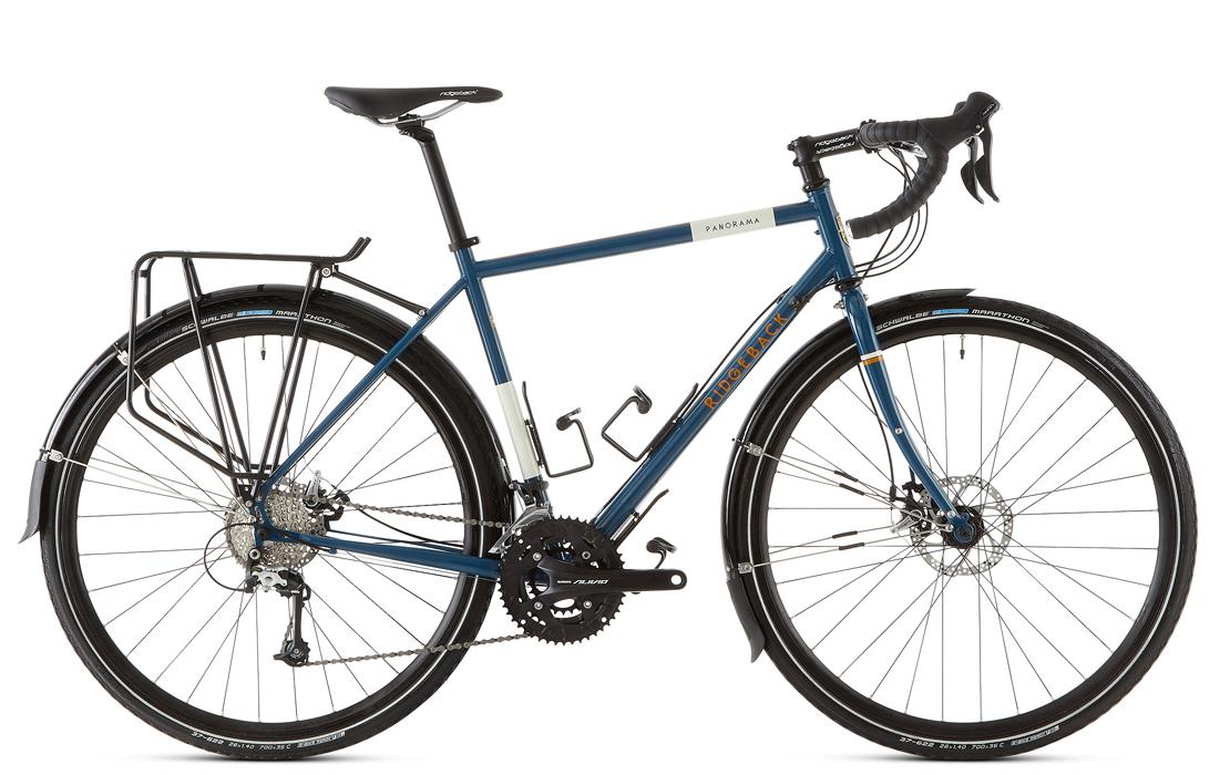 bici da viaggio Ridgeback - Panorama