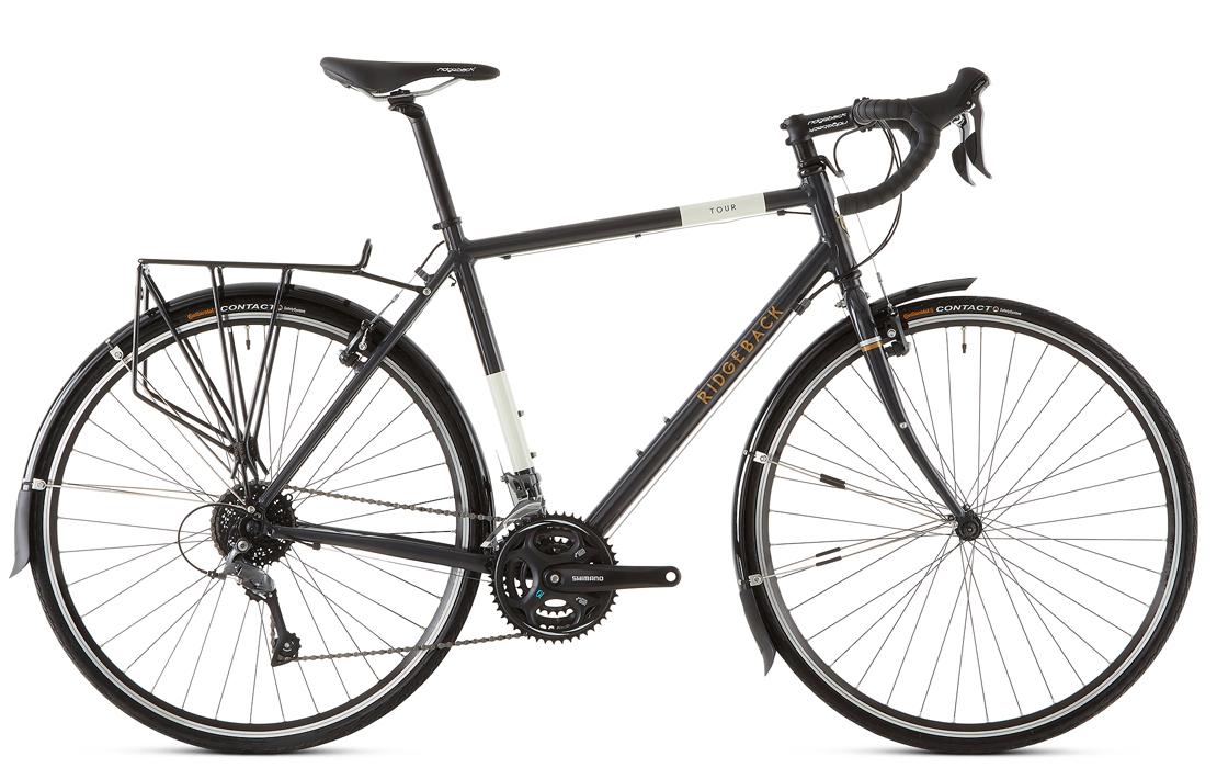 Bici da cicloturismo Ridgeback - Tour