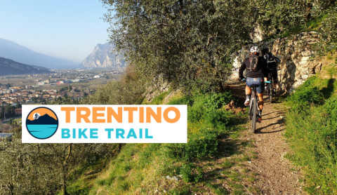 trentino bike trail