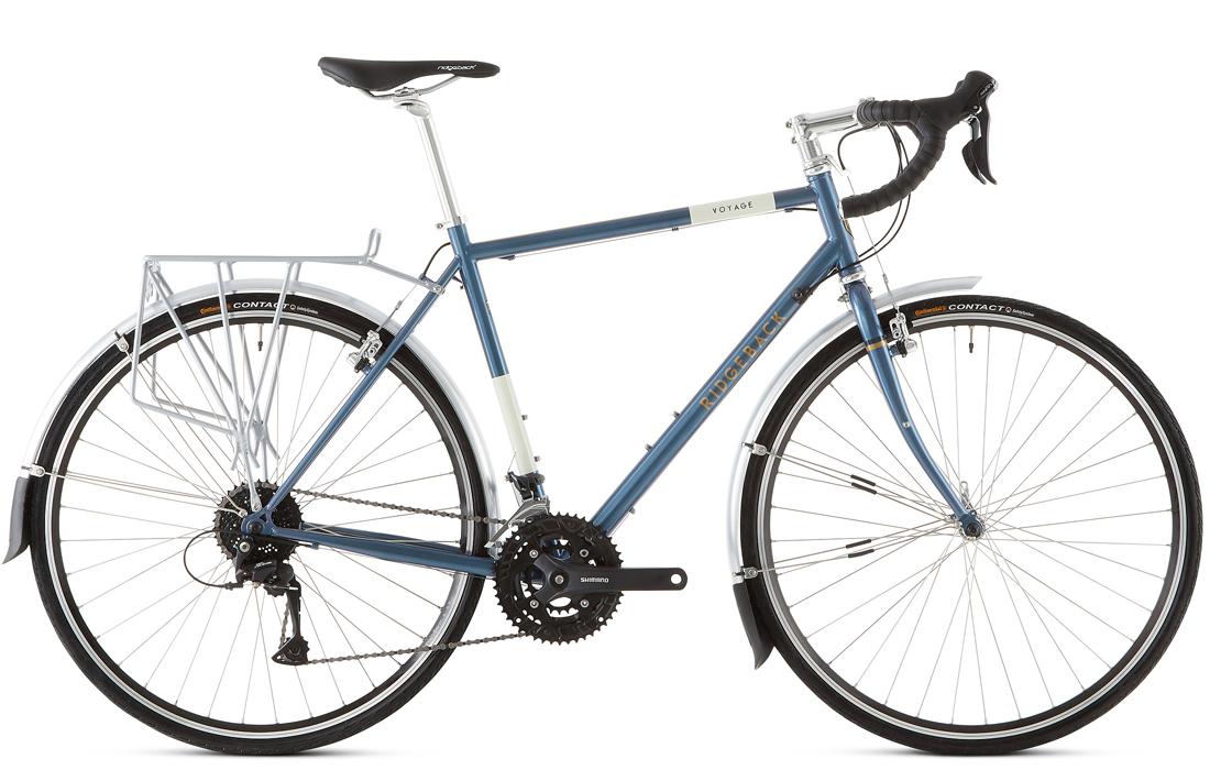 Bici da cicloturismo Ridgeback - Voyage