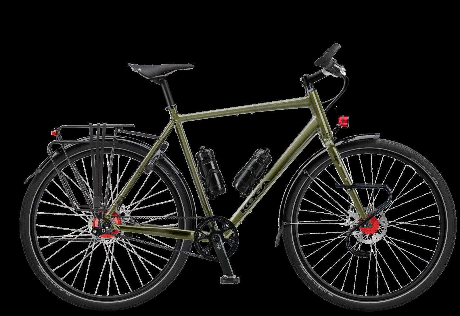 Bici da cicloturismo Koga Worldtraveler