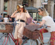 donne-in-bici