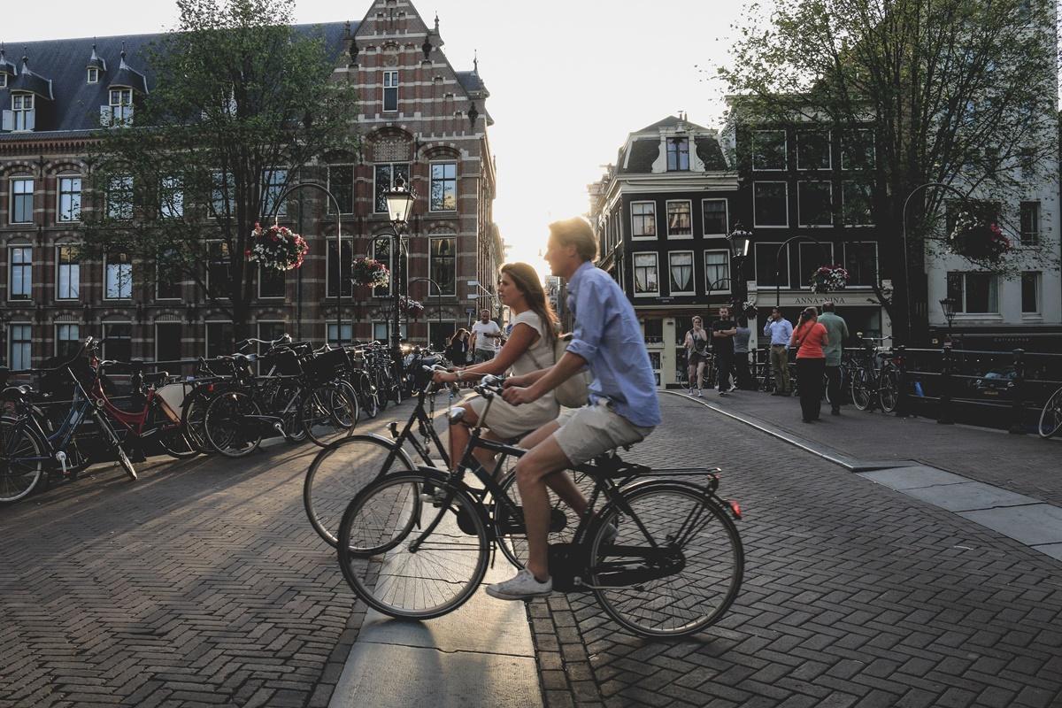 bicicletta e cuore