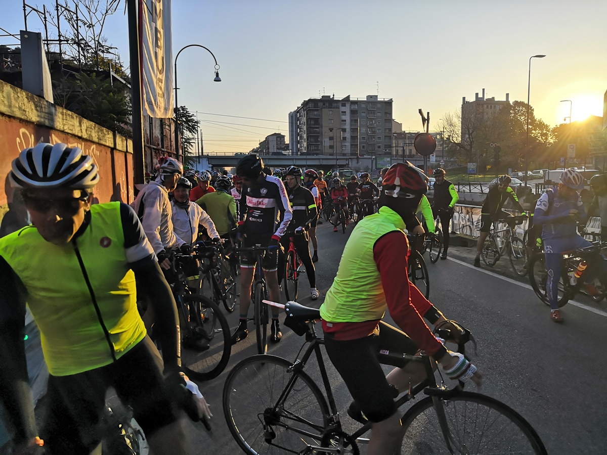 La bici salvare l'Italia