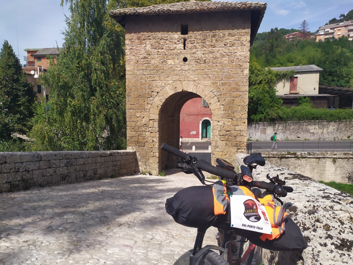 Lazio Trail Bikepacking