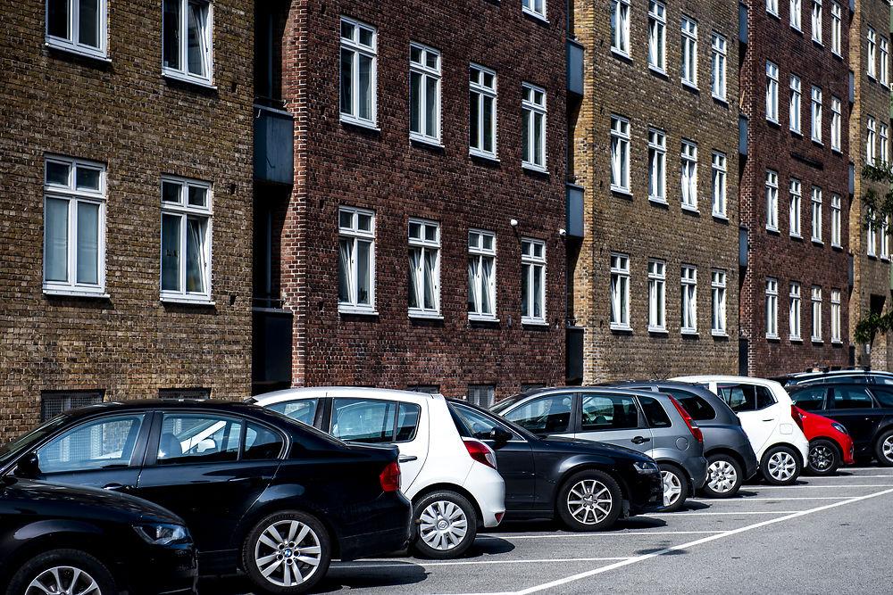 parcheggio residenti