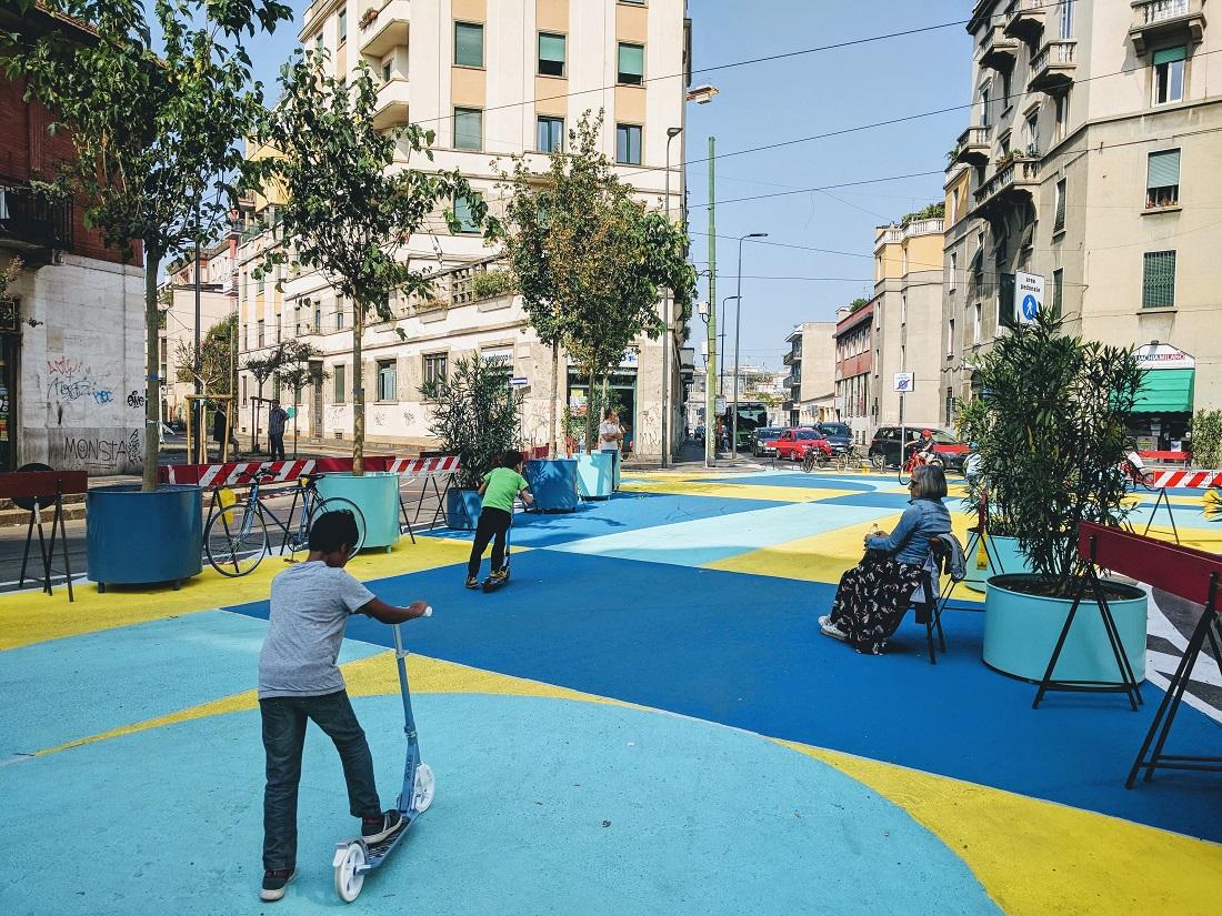Urbanismo Tattico Milano